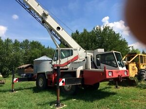 1992 Grove AT422 rough Terrain Crane Edmonton Edmonton Area image 3