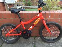 Kids Ridgeback MK16 terrain bike