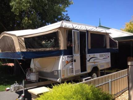 Immaculate 2007 Jayco Flamingo Outback offroad camper