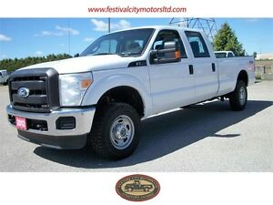 2012 Ford F-350 FX4 Crew Cab 4x4 | Long Box