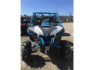 2016 Can Am Maverick X mr 1000