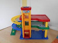 Car play station