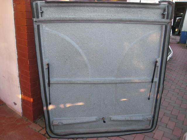 Canopy:Ranger S/c cover or Cattle-Rails
