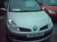 colchester renault clio , 2007 , 5 door , good history , 1.4 very clean example 01206 397 415