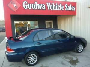 2005 MITSUBISHI ES CH LANCER SEDAN .AUTOMATIC Goolwa Alexandrina Area Preview
