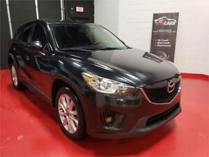 2013 Mazda CX-5 GT CERTIFIED LEATHER BACKUP CAM