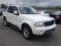 LINCOLN AVIATOR 2004 7 PASSAGERS-CUIR-TOIT-AWD+ 3694.00