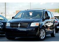 2010 Dodge Grand Caravan SE STOW N GO ***JAMAIS ACCIDENTÉ