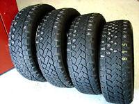 4 pneus d'hiver Snowtrakker  205/55R16