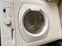 HOTPOINT AQUARIUS WDF 740 P WASHER DRYER - WHITE (For spares or repair)