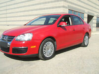 2008 VW 34KM Jetta Trendline 2.5 L Auto 41MPG LOADED