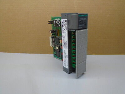 1746-ni8 Allen Bradley Slc 500 Analog Input Module 1746-n18 W143