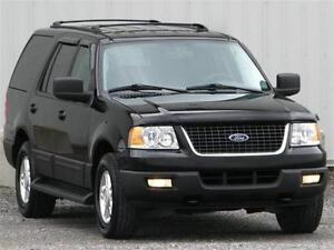 2004 Ford Expedition XLT 5.4L ***122 000 KM***FULL EQUIPEE/7 PAS