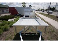 2016 ATC Outback utility trailer 6x10