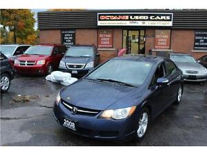 2008 Acura CSX *ACCIDENT FREE -2 YEARS WARRANTY*
