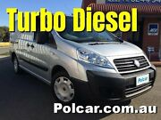 2009 Fiat Scudo DCi120 Silver Manual Woodville Park Charles Sturt Area Preview