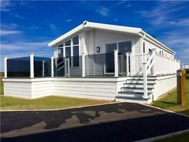 BRAN NEW LODGE STATIC CARAVAN FOR SALE @ BARMSTON BEACH NOT HAVEN NR. BRIDLINGTON SEA VIEWS 12 MONTH