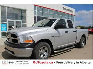 2011 Dodge Ram 1500 4X4 FREE DELIVERY IN ALBERTA