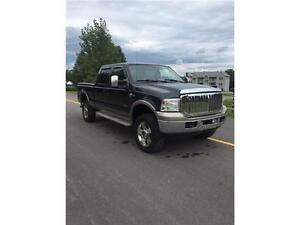 Ford Super Duty F-250  - King Ranch   Cuir + Toit-Ouvrant DIESEL
