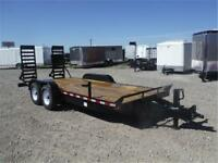 14K GVWR - Equipment Trailers by Canada Trailers *TAX IN PRICE*