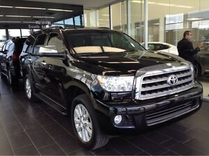 2014 Toyota Sequoia PLATINUM/LOADED/ACCIDENT FREE/ONE OWNER