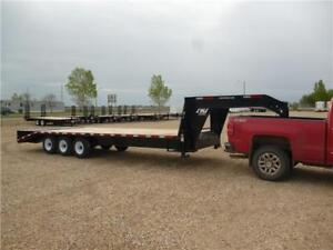 GOOSENECK TRAILERS STARTING AT $11,788.00 TAX IN & OUT THE DOOR
