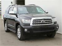 2012 Toyota Sequoia Limited 5.7L V8 4dr 4x4 8 Passegner! Low $$$