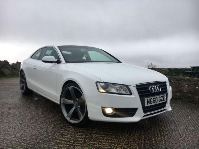 AUDI A TDI D BHP White In Newry County Down - Audi a5 white