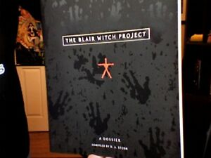 The Blair witch Project: A Dossier (OOP book) , Halloween
