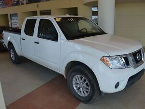 2016 Nissan Frontier SV 4x4 Crew Cab 6 ft. box 139.9 in. WB