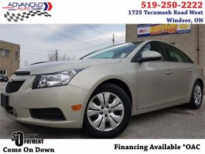 2013 Chevrolet Cruze - SOLD SOLD SOLD