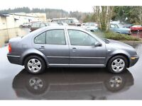 parting out a 2005 vw jetta diesel tdi bew automatic with 200k