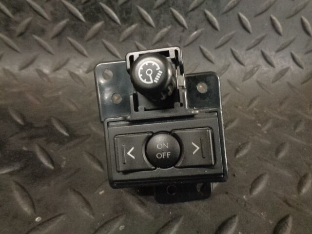 2009 LEXUS IS220D SE-I 4DR SALOON DASHBOARD DIM ADJUSTER SWITCH 15A984 - 173832