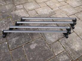 4 x VW Transporter T5 Roof bars