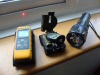 Fluke 411D Digital Laser Distance Meter