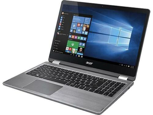 "Acer R5-571TG-70TV 15.6"" Laptop Intel Core i7 2.70 GHz 1 TB HDD 12 GB Memory"