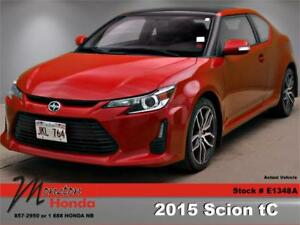 2015 Scion tC -