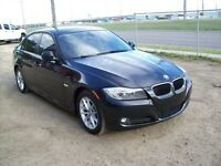 2011 BMW 323 SUNROOF/LEATHER/FACTORY WARRANTY/EASY FINANCING CO