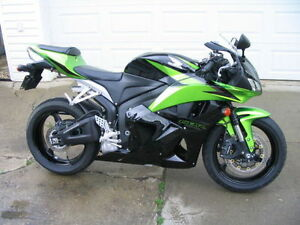2009 Honda CBR 600RR- Mint- Great Deal- Look!!