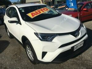 2016 Toyota RAV4 ASA44R MY16 GX (4x4) White 6 Speed Automatic Wagon Elizabeth West Playford Area Preview
