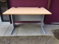 Beech 1200 straight office desk delivered to Belfast