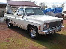 1977 Chevrolet C20 C Cream 3 Speed Automatic Utility Bacchus Marsh Moorabool Area Preview