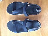 Doc Martens Balfour sandals almost new