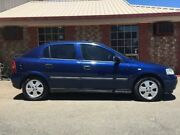 2003 Holden Astra TS CD Blue 4 Speed Automatic Sedan Green Fields Salisbury Area Preview