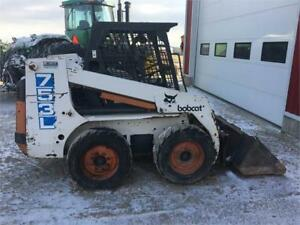 Bobcat 753L Skid Steer