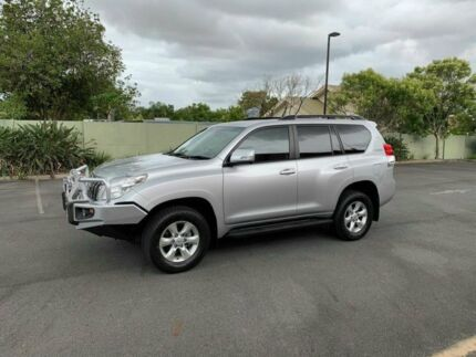 2013 Toyota Landcruiser Prado KDJ150R GXL Silver 5 Speed Automatic Wagon Chermside Brisbane North East Preview