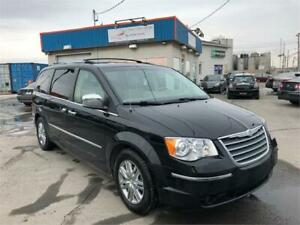 CHRYSLER TOWN & COUNTRY LIMITED 2008 SWIVEL N GO/GPS/CUIR/CAMERA