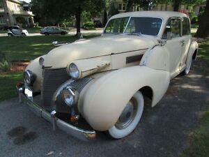 1938 Cadillac Special-Online Auction Bidding Closes June 27 6pm