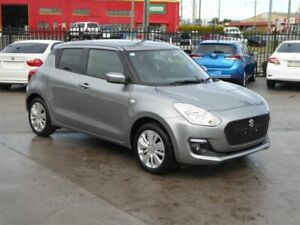 2018 Suzuki Swift AL GL Navigator Grey Continuous Variable Hatchback
