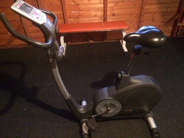 Kettler Golf Exercise Bike (RRP £500)